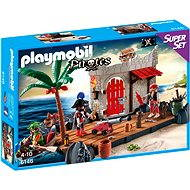 PLAYMOBIL® 6146 Pirate Fort SuperSet