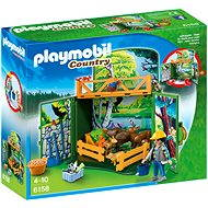 Playmobil 6158 Closed box Feeding deer