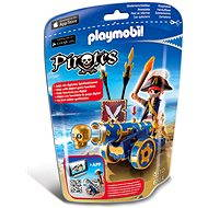 PLAYMOBIL® 6164 Blue Interactive Cannon with Pirate