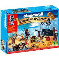 "Playmobil 6625 Advent Calendar ""Pirate Treasure Island"""