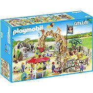 6634 Playmobil Large Zoo