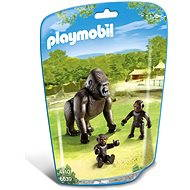 Playmobil 6639 Gorilla with cubs