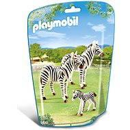Playmobil 6641 Zebra rodinka