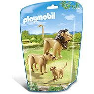 Playmobil 6642 Lion rodinka - Building Kit
