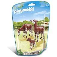 Playmobil 6643 Okapi with a calf