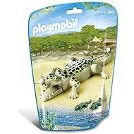 Playmobil 6644 Crocodile with cubs