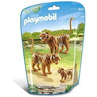 Playmobil 6645 Tiger Family - Building Kit
