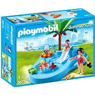 PLAYMOBIL® 6673 Baby Pool with Slide - Building Kit