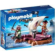 PLAYMOBIL® 6682 Pirate Raft