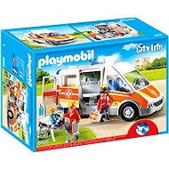 Playmobil 6685 ambulance with flashing lights and horn
