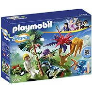 PLAYMOBIL® 6687 Lost Island with Alien and Raptor - Building Kit