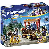 Playmobil 6695 Kráľovská tribúna s Alexom