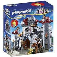 Playmobil 6697 Prenosný hrad Čierneho baróna