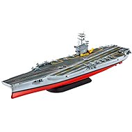 Revell Model Kit 05814 ship - USS Nimitz (CVN-68) - Plastic Model