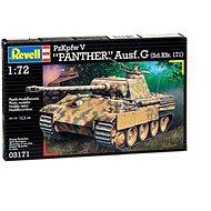 """Revell Model Kit 03171 tank – PzKpfw. V """"Panther"""" Ausg. G (Sd.Kfz. 171) - Plastový model"""