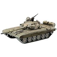 Revell Model Kit 03149 tank – Russian main battle tank T-72 M1 - Plastový model
