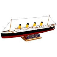 Revell Model Set 05804 ship - RMS Titanic - Plastic Model
