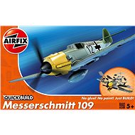 AirFix Quick Build J6001 letadlo – Messerschmitt 109