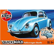 AirFix Quick Build J6015 auto – Volkswagen Beetle - Plastový model