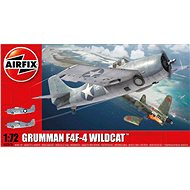 AirFix Model Kit A02070 letadlo – Grumman F4F-4 Wildcat