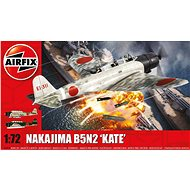 AirFix Model Kit A04058 letadlo – Nakajima B5N2 'Kate'