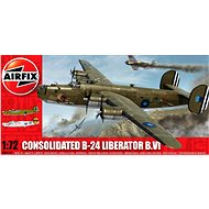 AirFix Classic Kit letadlo A06010 - Consolidated B-24 Liberator