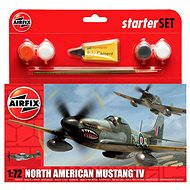 Airfix Starter Set A55107 plane - North American P-51D Mustang