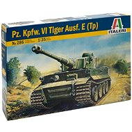 Italeri Model Kit 0286 tank – Pz. Kpfw. VI Tiger Ausf. E (Tp) - Plastový model