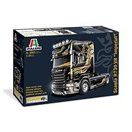 """Model Kit truck 3883 - SCANIA R V8 TOPLINE """" IMPERIAL"""""""