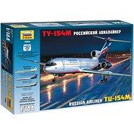 Zvezda Model Kit 7004 letadlo – Russian Airliner TU-154M