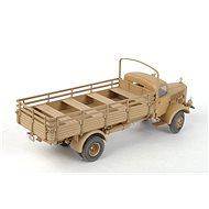 Zvezda Model Kit 3596 vozidlo – German Heavy 4WD Cargo Truck L 4500 A - Plastový model