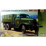 Zvezda Model Kit 3541 vozidlo – Soviet truck ZIS-151 - Plastový model