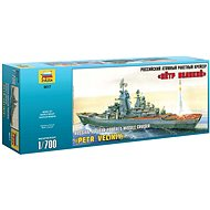 Model Kit loď 9017 - Russian Battlecruiser Pjotr Velikij