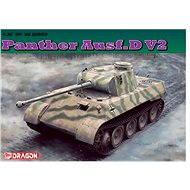 Dragon Model Kit 6822 tank – Panther Ausf.D V2 - Plastový model