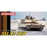 Dragon Model Kit 3536 tank ~ -M1A2 Sep - Plastic Model