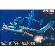 Dragon Model Kit 5014 letadlo – Me1101 Nachtjäger - Plastový model
