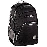 CoocaZoo EvverClevver2 Beautiful Black - Schulranzen