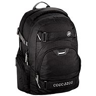CoocaZoo CarryLarry2 Beautiful Black - Schulranzen