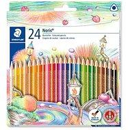 """Farebné pastelky """"Noris Club"""" sada 24 farieb - Súprava kancelárskych potrieb"""