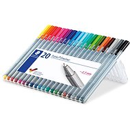 "Liner ""Triplus 336"" box 20 colors"