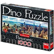 Dino Skyline von Chicago