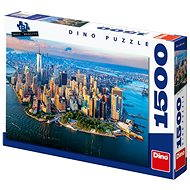 Dino Pohled na New York - Puzzle