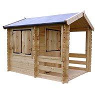Detské drevený domček CUBS - Ema
