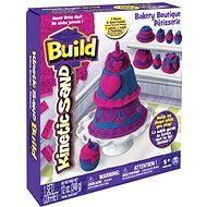 Kinetic Sand Build - Cukrárna - Kreativní sada