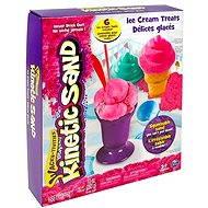 Kinetický písek - Box 283 g Sada zmrzlina - Kreativní sada