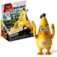 Angry Birds - Luxusní akční figurka Chuck - Herní set