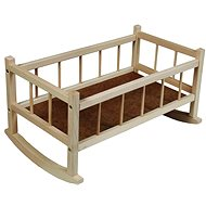 Cradle for dolls - Toy