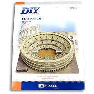 3D Puzzle - Koloseum