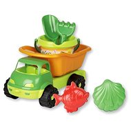 Androni - Teddy bear and tiger with car - Sand Tool Kit