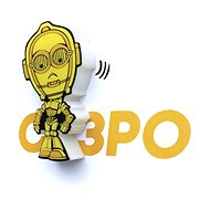 3D Mini svetlo Star Wars C-3PO